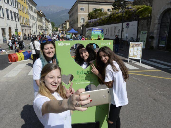VOLONTARI EDUCA, festival dell'educazione 12, 13 e 14 aprile 2019